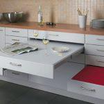 çılgın tasarım mutfak masa modeli
