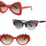 şık bayan güneş gözlükleri