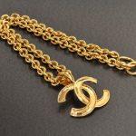 Chanel halka zincir kolye modeli
