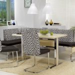 ahşap köşe mutfak masası modeli