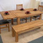 banklı mutfak masası modeli yeni