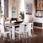 beyaz kahve rengi salon takımı