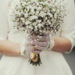 bir demet kır çiçeği