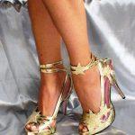 dore gece ayakkabısı modeli