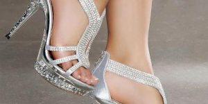 Lame Gece ve Gelin Ayakkabıları