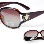 kahve rengi bayan güneş gözlüğü
