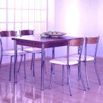 lila mutfak masası modelleri yeni
