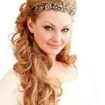 maşa ve krepeli saç modeli