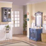 mavi banyo dolabı modeli