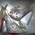 pamuk prenses ayakkabı modeli