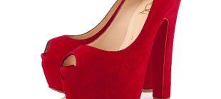 2013 Yeni Trend Bayan Ayakkabı Modelleri