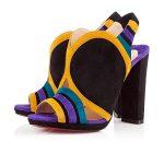 süet renkli ayakkabı modeli