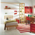 sade yalın genç odası modelleri