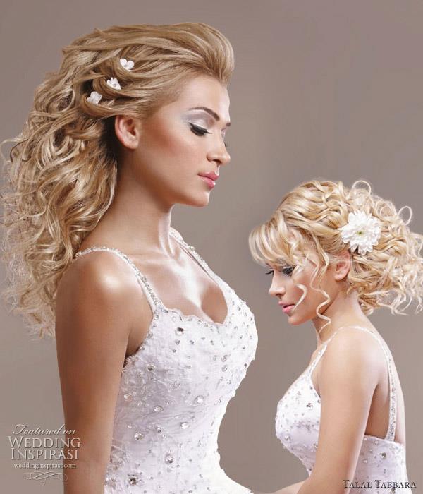 Şahane saç modeli