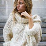 2013 Kış Bayan Kazak Modelleri