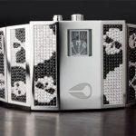 tasarım pırlanta saat modeli