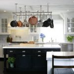 tasarım siyah beyaz mutfak dolapları