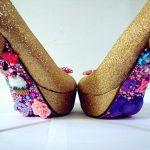 çılgın tasarım ayakkabı yeni trend