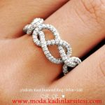 aşk düğümü yüzük modeli
