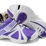 adidas beyaz mor bantlıspor ayakkabı modeli