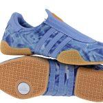 adidas mavi spor ayakkabı modeli