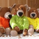 amigurumi ayı modelleri