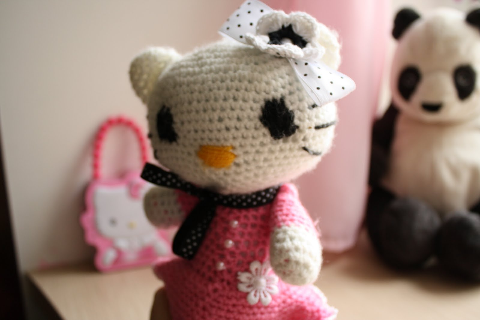 Amigurumi hello kitty sheep | Hello kitty crochet, Beginner ... | 1067x1600