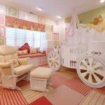 arabalı bebek odası modeli