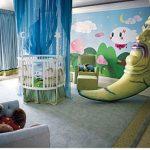 aydedeli bebek odası modeli