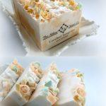baton pasta şeklinde sabun modeli
