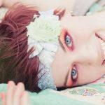 beyaz çiçekli dantel saç bandı