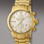 brera tasarım altın saat modeli
