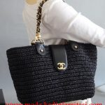 chanel örgü çanta modeli