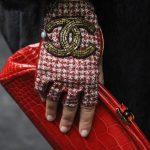 chanel kırçıllı eldiven modeli