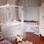 cibinlikli bebek odası modelleri