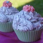 cup cake sabun modeli