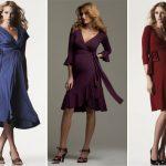 değişik hamil elbise modelleri