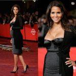 dekolteli siyah hamile elbisesi yeni