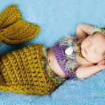deniz kızı saç bandı modeli