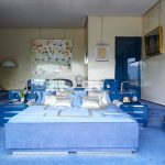 deniz temalı yatak odası modeli