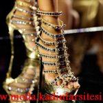 dore zımbalı bantlı ayakkabı modeli