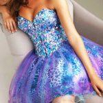 Elegan Gece Elbise Modelleri