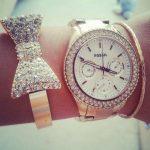 fossil bayan saatleri