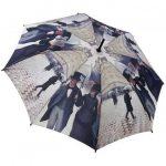 fransa sokakları şemsiye modeli