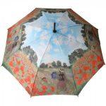 kır manzaralı şemsiye modeli