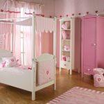 kız bebek odası modeli