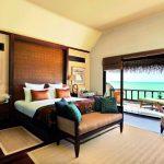 kahve ultra lüx yatak odası modeli