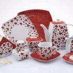 kalpli kutahya porselen kahvalti takimi modelleri