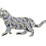 kedi detaylı broş modeli yeni