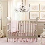 krem klasik bebek odası modeli